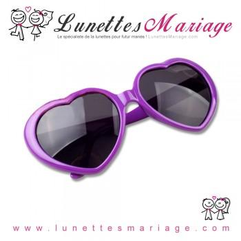 lunettes-coeur-violette-pour-mariage