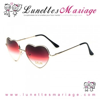 lunettes-forme-coeur-rouge