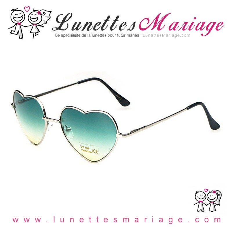 lunettes-forme-coeur-turquoise